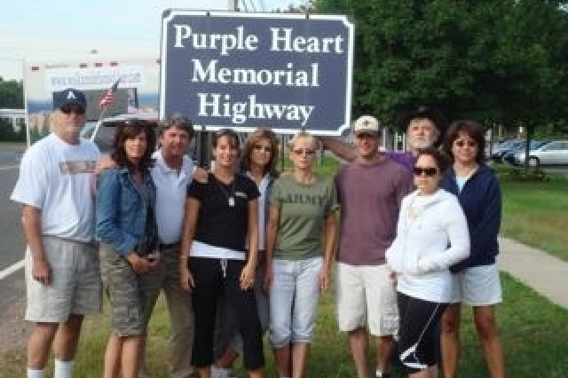 On Day 2 we begin on the Mass./Ct. state line on the Purple Heart Memorial Highway, Rt. 5.
