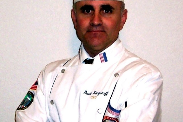 Army Chef Inducted Into Top Culinary Honor Society