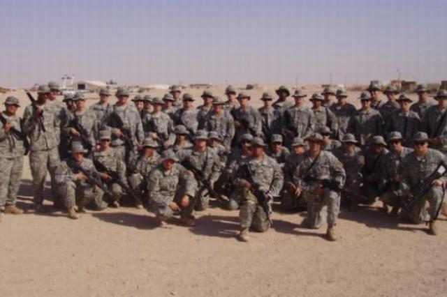 "Charlie Co 1-16 INF  ""Bandidos"""