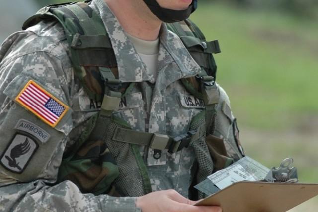 Garmisch Staff Sergeant Selected as IMCOM's NCO of the Year
