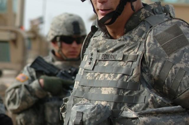 Lt. Gen. Raymond Odierno, commander of Multinational Corps Iraq, Aug. 26.
