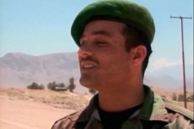 Afghan Commandos.