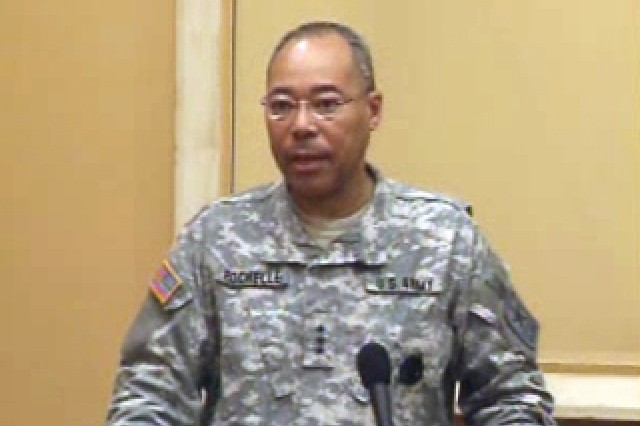 Lt. Gen. Michael Rochelle, Army G-1