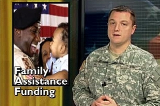 Familiy Assistance Funding