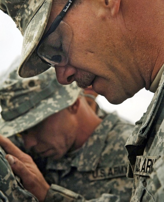 Chaplains Essential to Army at War