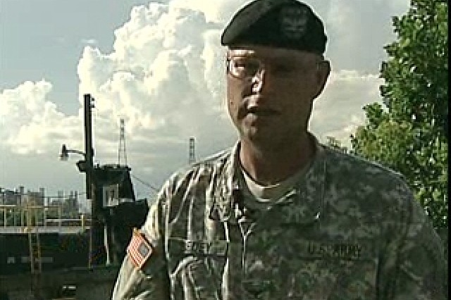 Col. Jeffrey Bedey, Hurricane Protection Office