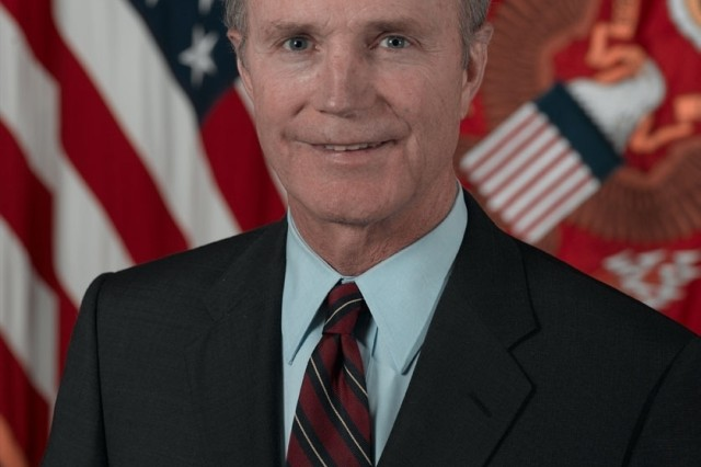 """Official photo of the Honorable Pete Geren, 20th Secretary of the United States Army."""""""