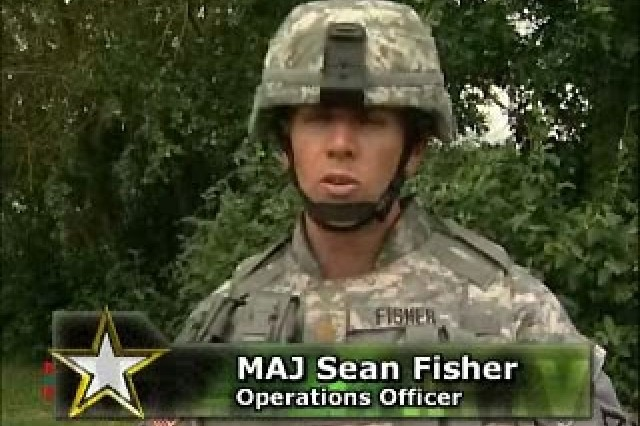 Maj. Sean Fisher