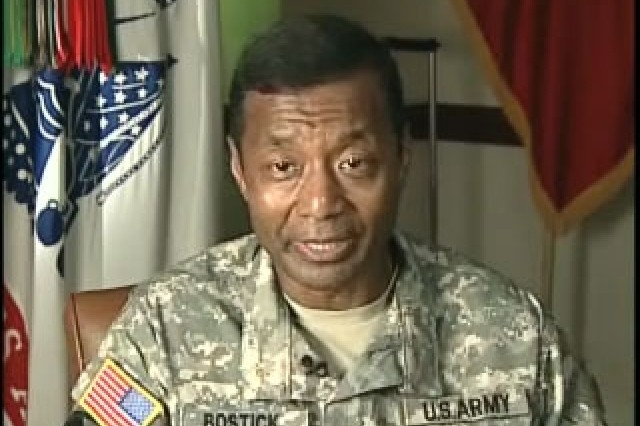 Maj. Gen. Thomas Bostick, Army Recruiting Command
