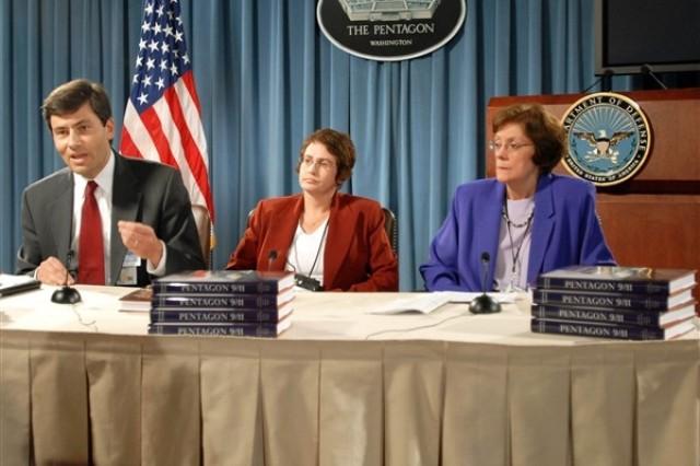 Defense Historians Document 9/11 Pentagon Attack