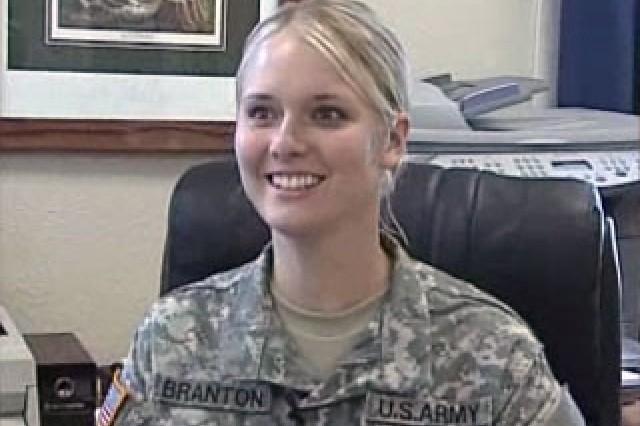 Sgt. Dionne Branton