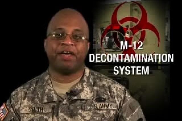 M-12 Decontamination System