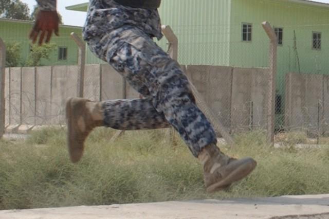 Iraqi Police Surge Dramatically Reduces Baghdad Violence