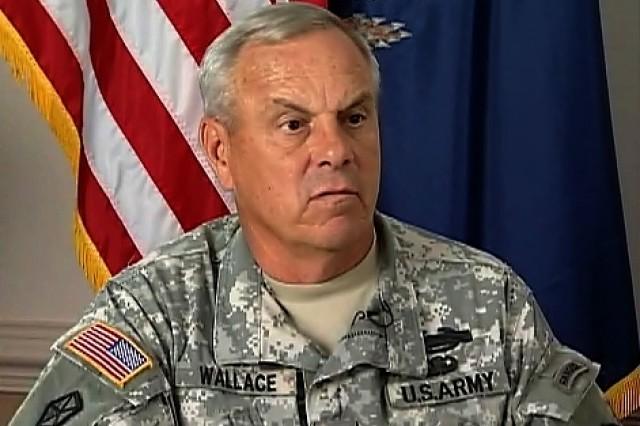 Gen. William S. Wallace