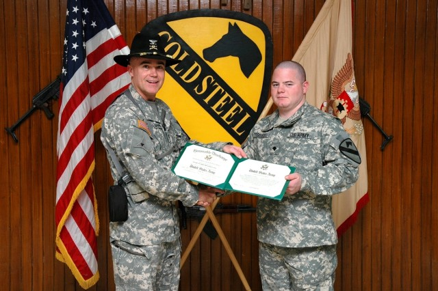 Support battalion hits re-up milestone