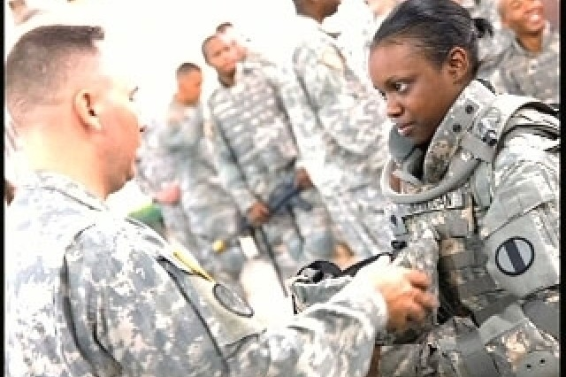 Recap of the 2006 Best Warrior Competition for the NCO and Soldier of the Year.