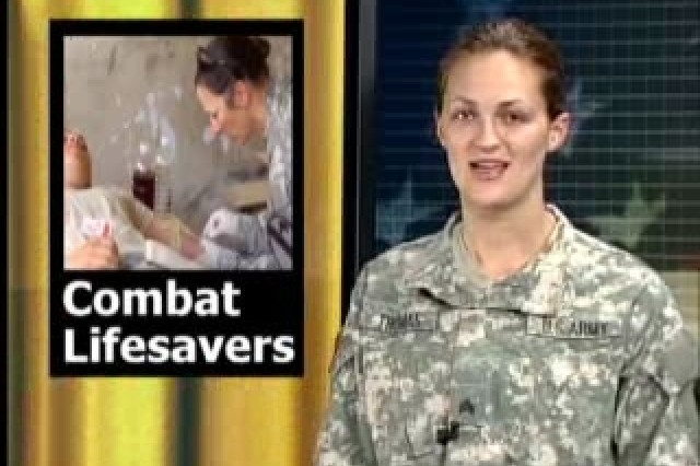 Combat Lifesaving training and certification on the way.
