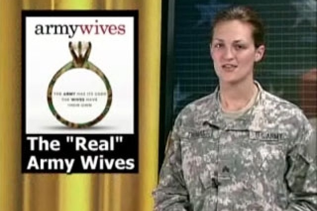"The ""Real"" Army Wives"