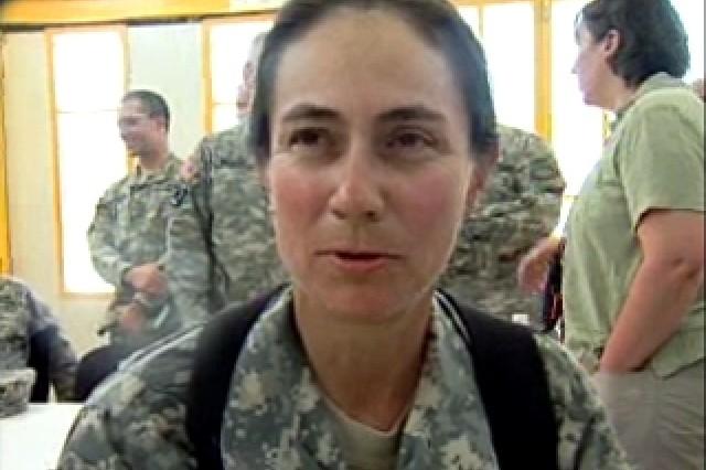 Lt. Col. Marion Garcia