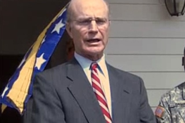 Hon. Pete Geren, Secretary of the Army