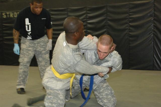 Best Warrior - Combatives