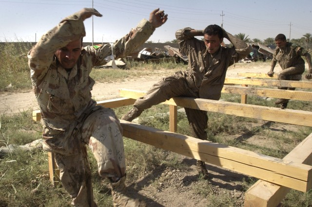 Boot Camp Iraqi Style