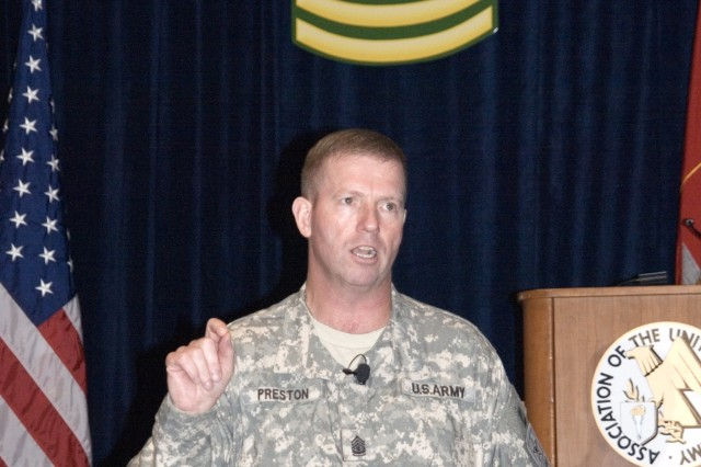 Army Announces New Senior NCO Policy