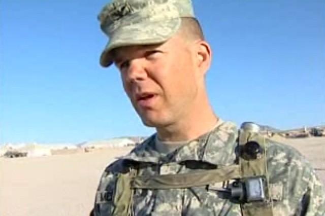 Col. Todd McCaffrey