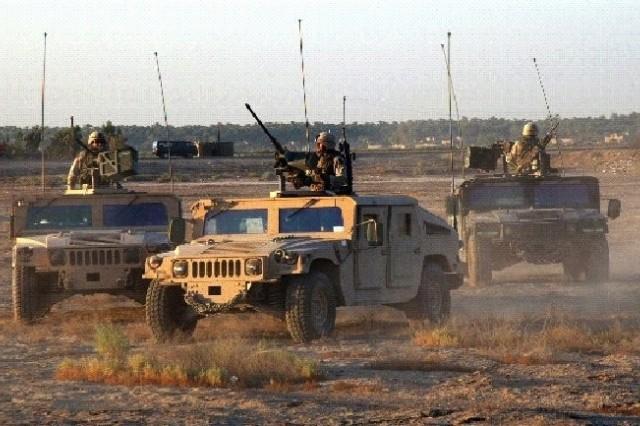 Humvee Recap Shingo Awards