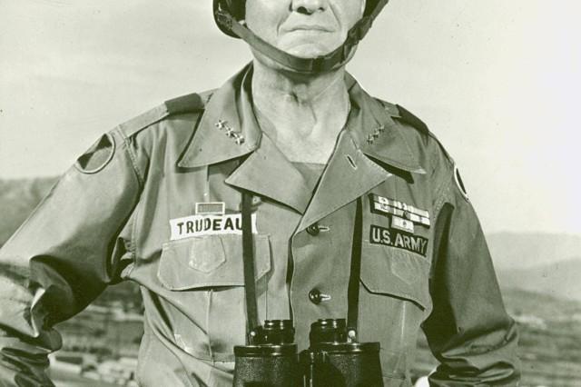 Lieutenant General Arthur Trudeau