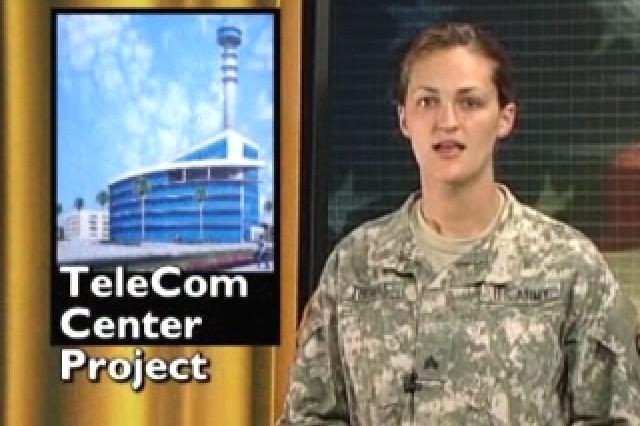 TeleCom Center Project