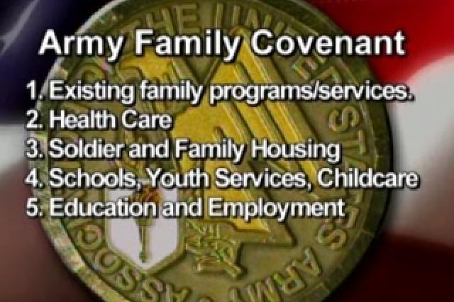 Army Family Covenant Slide