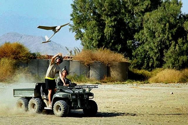 Launching a Raven