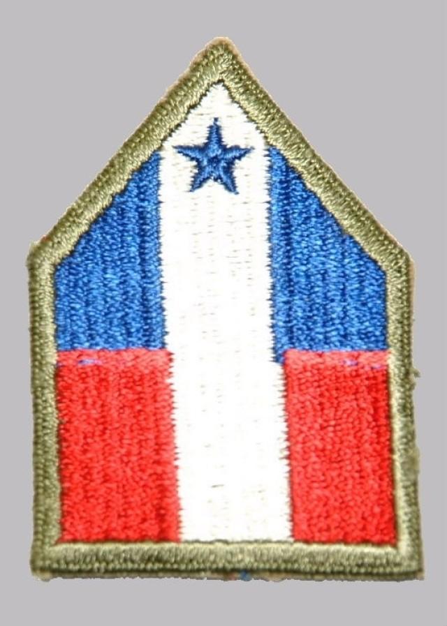 Shoulder Sleeve Insignia, Northwest Service Command