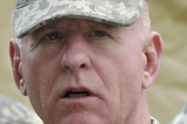 Chief of the National Guard Bureau Lt. Gen. H Steven Blum.