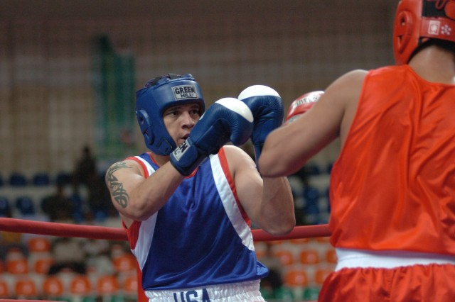 CISM Silver Bout