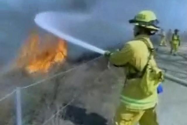 Battling Wildfires