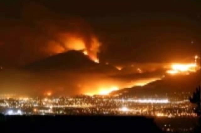 Wildfires in California are still raging.