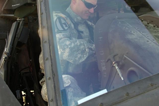 Guard Pilot Goes Active