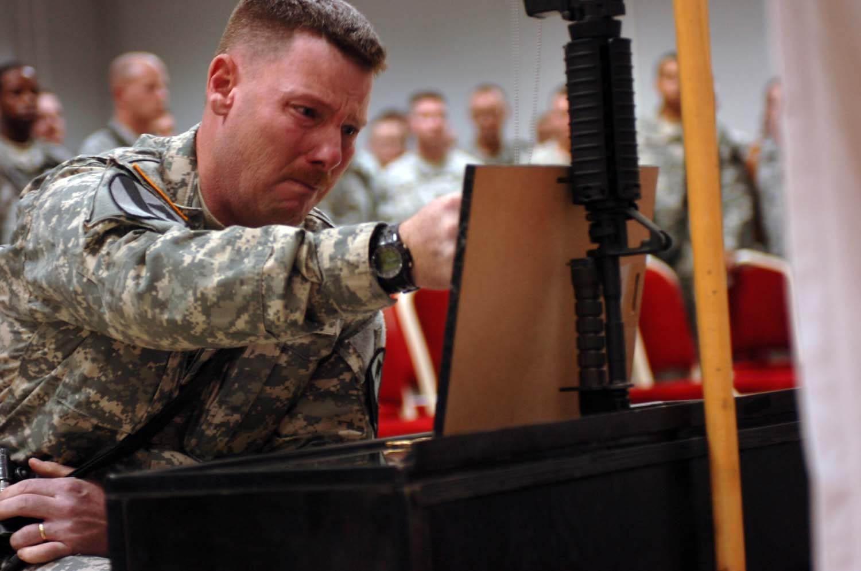 Hodinky vojáků US Army - Vojenské hodinky - Chronomag fórum 90d8e54e9de