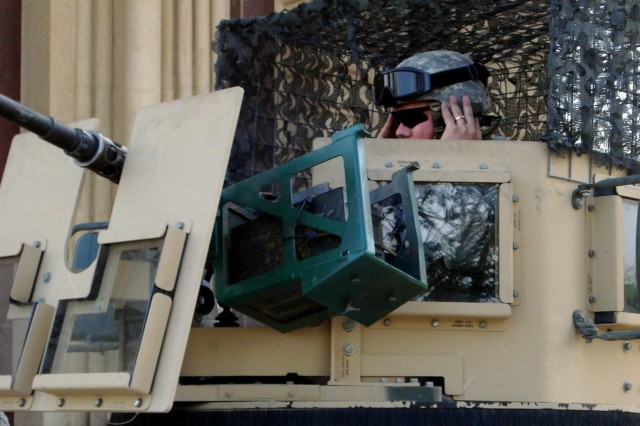 U.S. Army, Europe Military Police 'RIP' into Iraq Mission