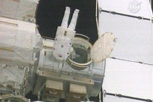 Army Astronaut Spacewalks