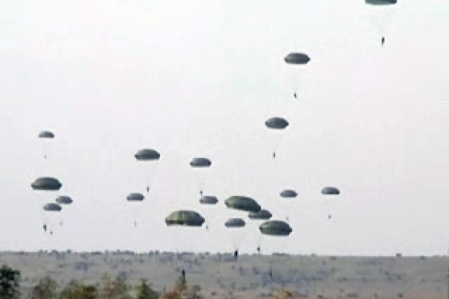 Combined Exercises in Romania