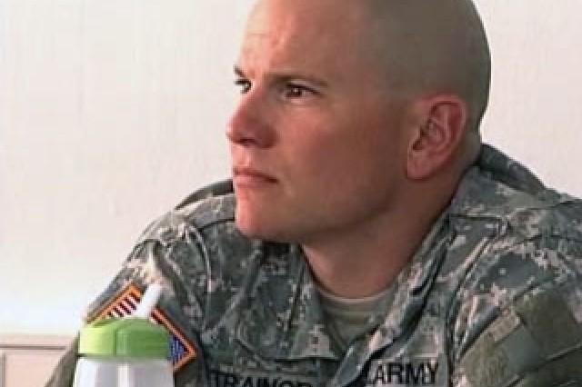 1st Lt. Jason Trainor