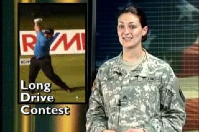 Long Drive Contest