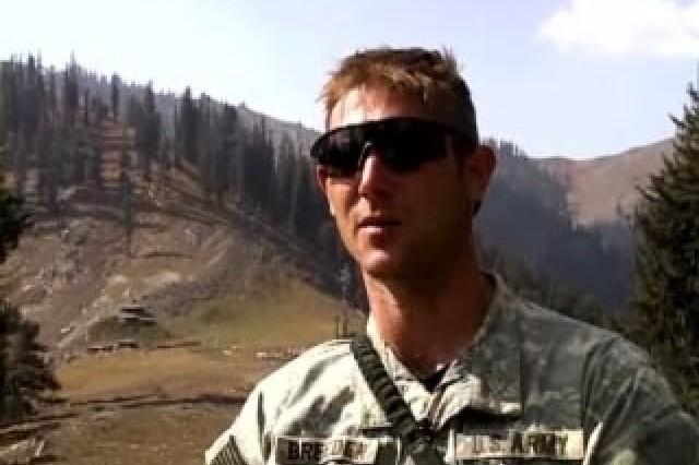 Staff Sgt. David Breeden