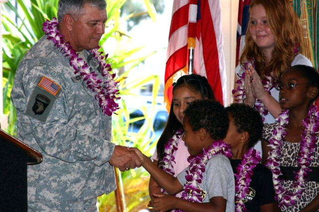 Army Leaders Continue to Pledge to Support Families