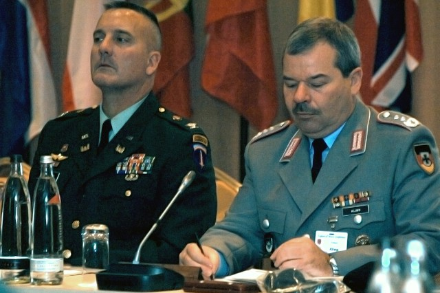 U.S. Army Europe Asks Opinion Leaders to Support U.S. Forces in Europe During Heidelberg Conference