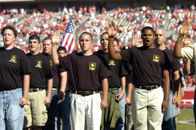 Bucs Military Appreciation Day 1