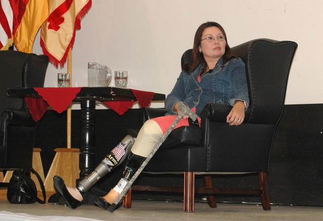 War Survivor Boosts Continued Service of Disabled Vets